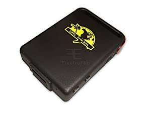 Portable Worldwide GPS Mini Spy Tracking Device Luggage Car Vehicle
