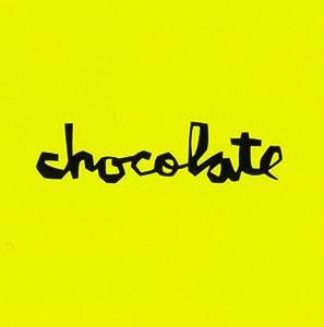 Chocolate Skateboards Logo Chocolate Skateboard Logo