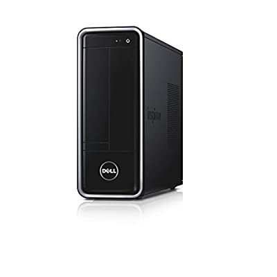 Dell Inspiron 3000 i3847 Desktop - 4th Generation Intel Core i5-4460 processor 3.4 GHz - 12GB DDR3 - 1TB 7200rpm HDD - Wired Keyboard Optical Mouse Included- Windows 7 Professional 64bit (Windows 8.1 Pro 64bit License and Media Included)