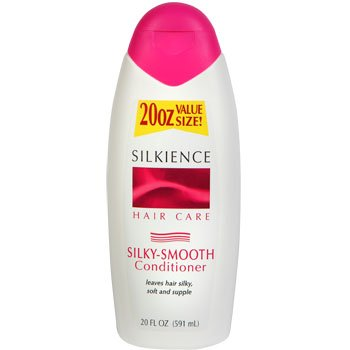 Silkience Silky-smooth Conditioner, 20 Oz (870929003075)