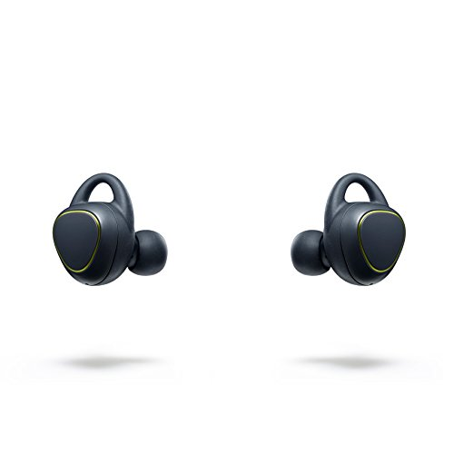 Samsung Gear IconX Cordfree Fitness Earbuds with Activity Tracker (US Version with Warranty) - Black