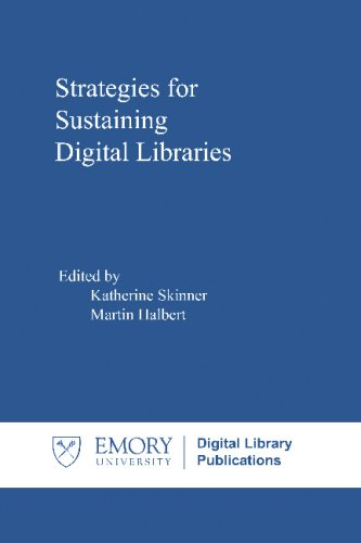Strategies for Sustaining Digital Libraries