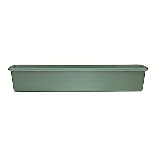 Stewart TerrassenBlumenkasten 100 cm grün Picture