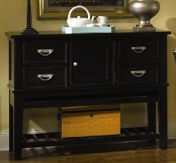 Buy Low Price Furniture Klaussner Ashton Dining Room Sideboard B0017LSL6G