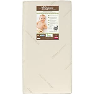 Simmons Kids Beautyrest Beginnings Pampering Nights Mattress