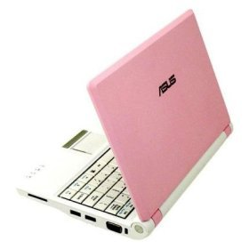 Notebook ASUS Eee PC 701 4G surf 512MB 4GB pink US