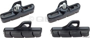 Buy Low Price Campagnolo Br-Sr040 Brake Shoes F & R, Includes Inserts (BR-SR040)