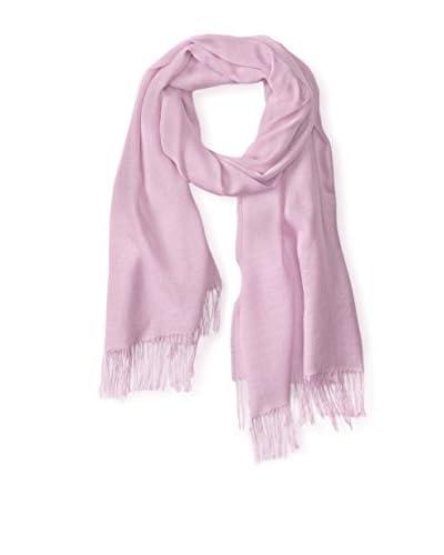Alicia Adams Alpaca Women's Silk Wrap, Lavender