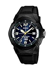 Casio Analogue-Digital Black Dial Men's Watch - MW-600F-2AVDF