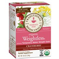 Traditional Medicinals Teas Organic Weightless