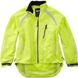 Madison Stellar Waterproof Jacket, Fluo Yellow, Medium