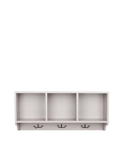 Safavieh Alice Wall Shelf, Grey