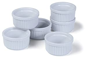 Progressive International Porcelain Stacking Ramekins by Progressive International