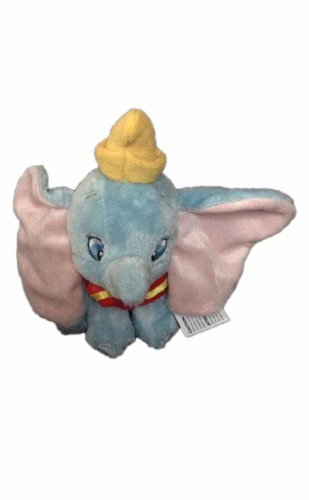 Disney bean bag plush dumbo - 1