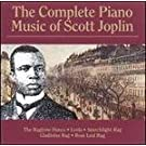 Piano Music of Scott Joplin