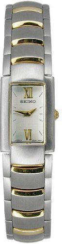 Seiko Clearance Sale SZZC12 15 Steel Bracelet & Case Women's Quartz Watch