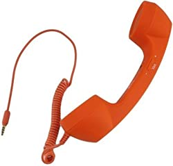 TrackSwipe Anti-radiation Retro Style 3.5mm Wired Headset