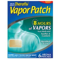 Amazon Com Theraflu Vapor Patch Menthol One Box