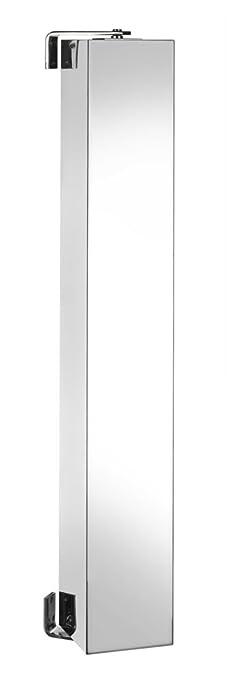 Croydex 1200 mm Ottawa Stainless Steel Spinning Cabinet