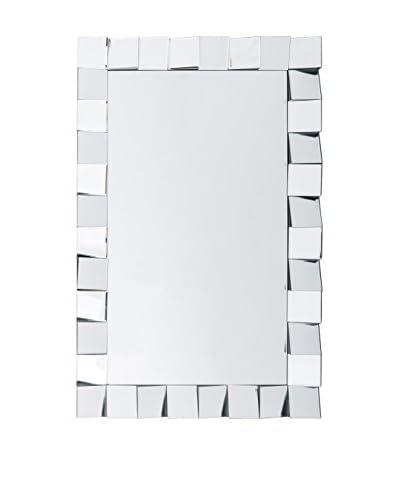 Huisraad meubilair muur spiegel transparant