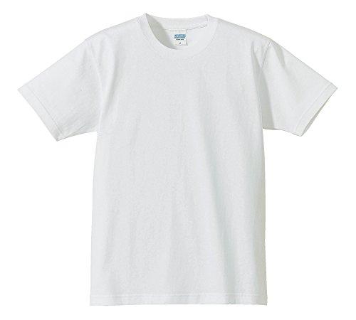 (Athle) UnitedAthle 7.1 oz ausenticsuperhevir T shirt 425201 1 M white