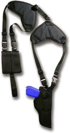 Read About Bulldog Deluxe Shoulder Harness with Holster and Ammo Pouch, Horizontal (Fits Most Revolv...