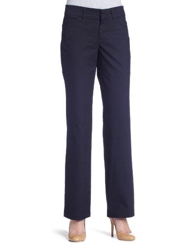 Dockers Women's Metro Trouser Pant, Navy,1