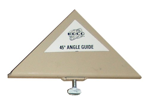 45 Degree Trowel : Edco c concrete power trowel inch bolt on finish