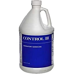 HK Surgical Control III Disinfectant Cleaner