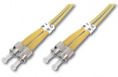 Patch-Kabel – Kabel – Netzwerk Patch-Kabel 7m – Glasfaser (LWL) Single- bzw. Monomode-Faser – Gelb