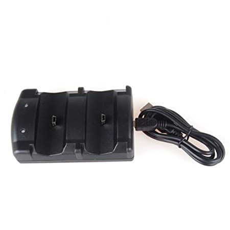 Dual USB 2 Charge Charger Dock for Sony PS3 Controller