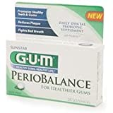 G-U-M PerioBalance Dental Probiotic, Fresh Mint, Fresh Mint 30 lozenges