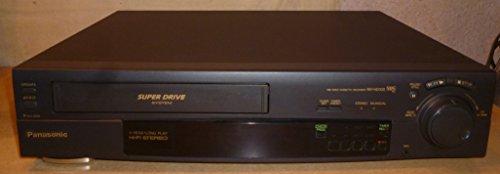 Panasonic NV de PLV-HD100Magnétoscope VHS