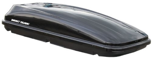 Mont Blanc Vista 450 - 450 Litre Roof Box Black Gloss