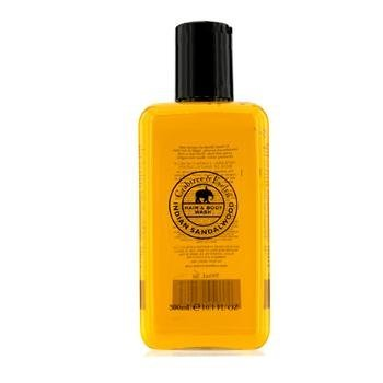 Indian Sandalwood Hair & Body Wash - 300ml/10.1oz