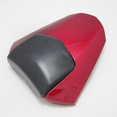 Candy Red Rear Pillion Seat Cowl Cover For 2008-2009 Yamaha YZF R6 (2009 Yamaha R6 Seat Cowl compare prices)
