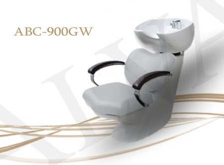 Backwash shampoo unit station abc 900gw beauty salon spa for Abc salon equipment in clearwater fl