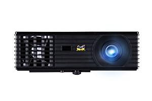 ViewSonic PJD5132 SVGA DLP Projector, 3000 Lumens, PC 3D-Ready, 120Hz