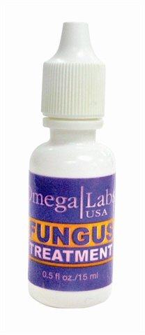 Omega Labs Fungus Treatment for Finger & Toe Nails 15ml/0.5oz
