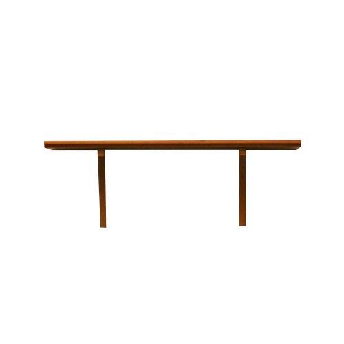 InPlace Shelving 0199824 23-Inch Wide Mission Shelf with Bracket, Honey Oak (Oak Shelving Brackets compare prices)