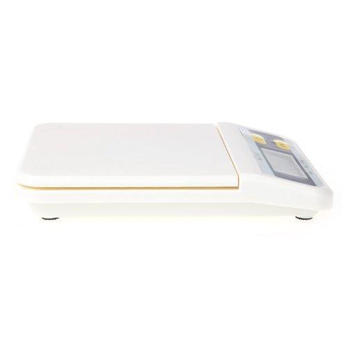 KKMOON 3kg / cuisine électronique de 0,5 g échelle H4984 avec rétro-éclairage vert