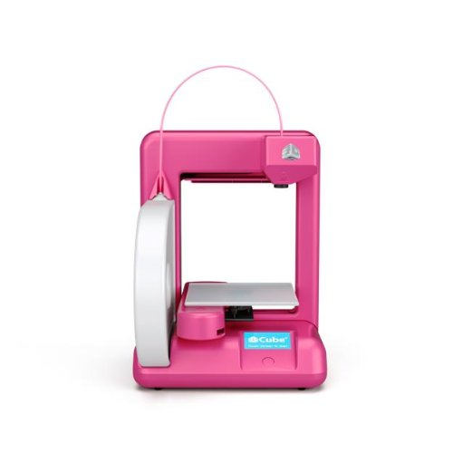 3D Systems 3Dプリンタ Cube マゼンタ