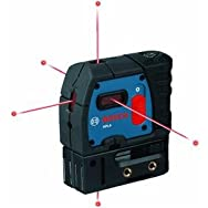 Robt. Bosch Tool GPL5 5-Point Self-Leveling Laser Level
