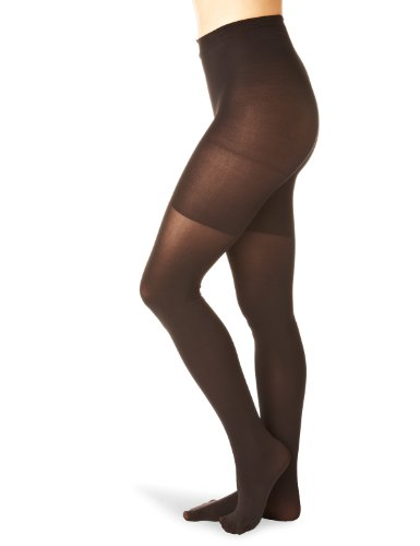 SPANX Tight-End Tights, A, Black