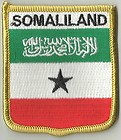 SOMALILAND FLAG EMBROIDERED PATCH BADGE