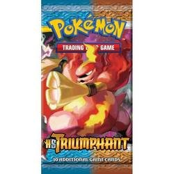 Pokemon Card Game Triumphant (HS4) Booster Pack - 1