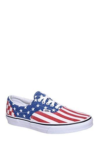 Men's Stars and Stripes Van Doren Era Low Top Sneaker