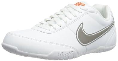 Nike Mens T77 Lite Low-Top 454543-113 White/Light Grey 6 UK, 40 EU