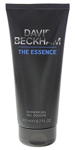 3 x David Beckham L'Essenza / Gel Doccia / ogni 200ml per lui