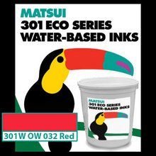 Yudu Compatible Ink 032 Red Matsui Screen Printing Ink